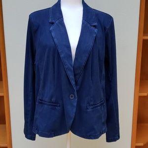Lane Bryant Plus Denim Jacket